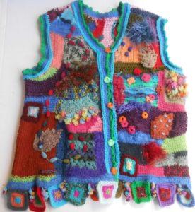 Free Form Crochet - 1