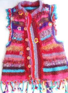 Free Form Crochet - 2